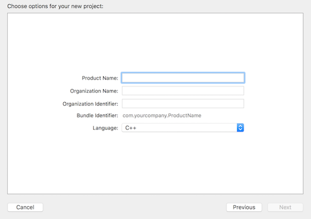 Choose_options_for_your_new_project
